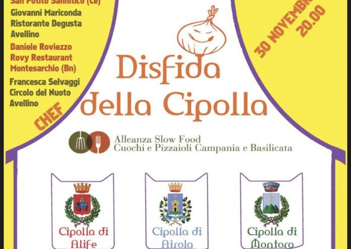 Disfida Slow Food Avellino